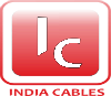 India Cables logo